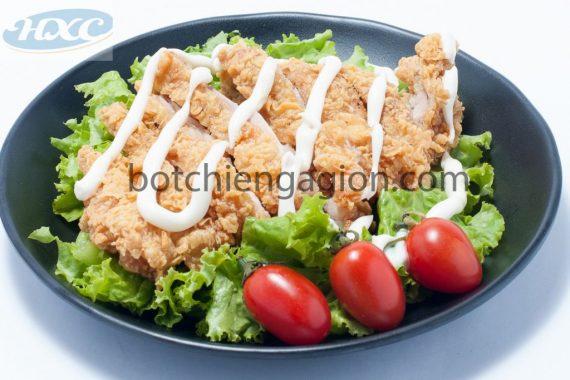 Ăn ngon miệng hơn với món Salad